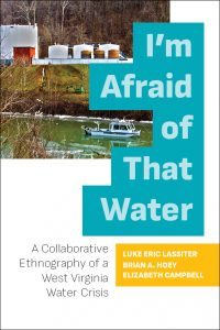 I'm Afraid of that Water book jacket